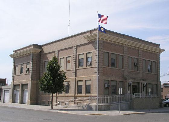 Miles City - City Hall