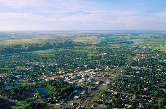 Miles City Montana