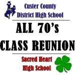 ALL 70's CLASS REUNION