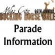 Bucking Horse Sale Parade