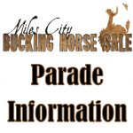 Bucking Horse Sale Parade