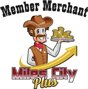 Download the Miles City Plus App