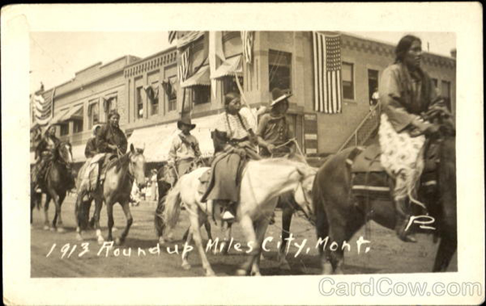 1913-Miles-City-Roundup