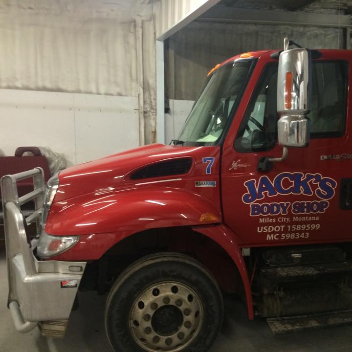 Jack's Body Shop & Used Cars » Miles City Area Chamber Of