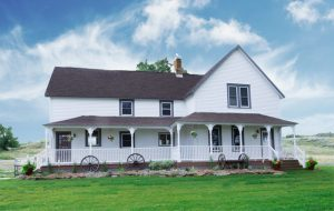 Tussler House