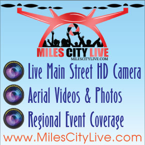 Miles City Live Cam downtown Miles City, Montana
