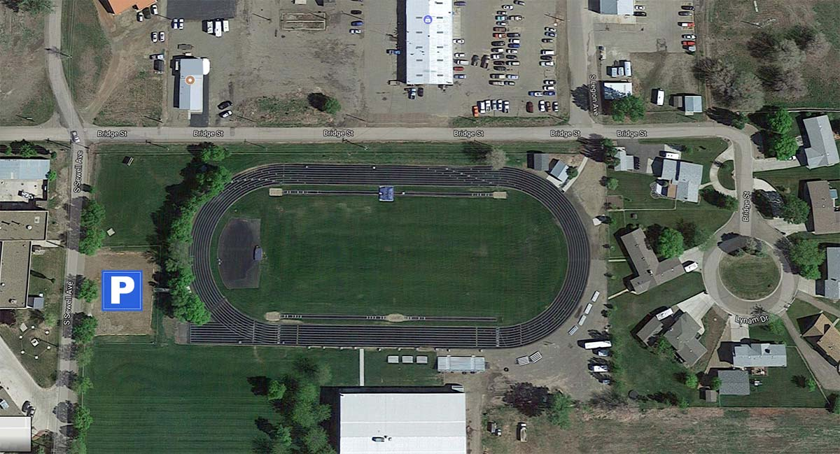 miles community college track