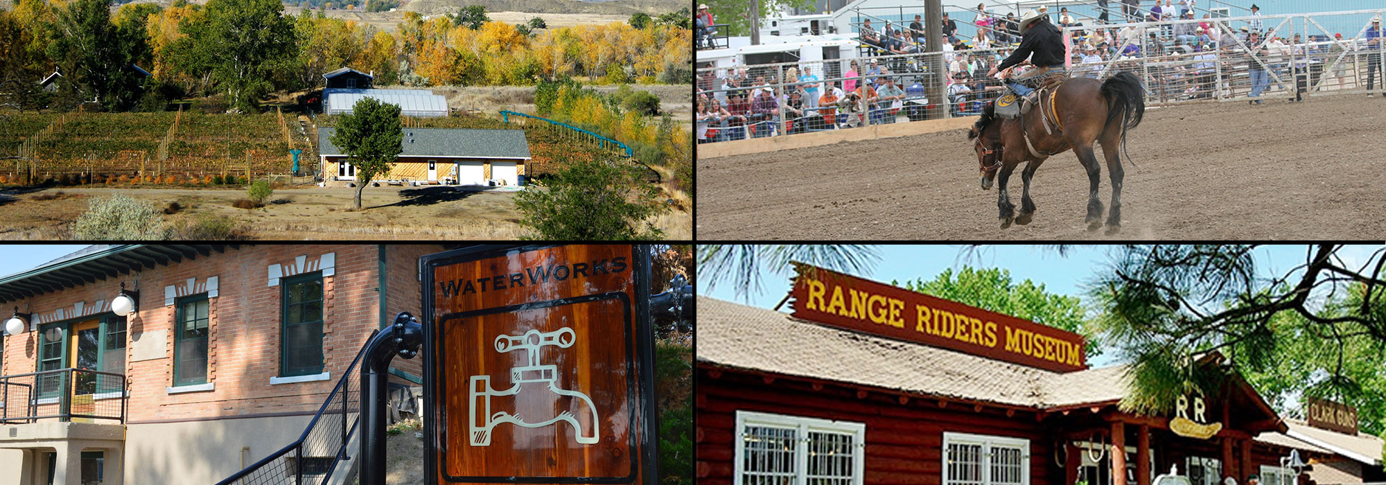 Miles City Attractions