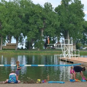 Natural Oasis Swimming Pool » Miles City Area Chamber of Commerce ...